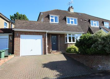 Thumbnail 3 bed semi-detached house for sale in Seymour Crescent, Adeyfield, Hemel Hempstead, Hertfordshire