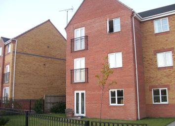 Thumbnail 2 bed flat to rent in The Quays, Gainsborough