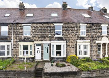 Thumbnail 3 bed terraced house for sale in Wharfe View, Pool In Wharfedale, Otley, West Yorkshire