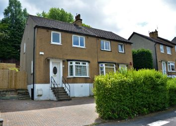 3 bed semi-detached house for sale in Dorchester Avenue, Kelvindale, Glasgow G12