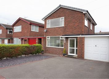 Thumbnail 3 bed link-detached house for sale in Latham Avenue, Helsby