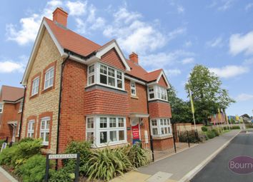 Thumbnail 3 bed detached house for sale in Plough Lane, Petersfield