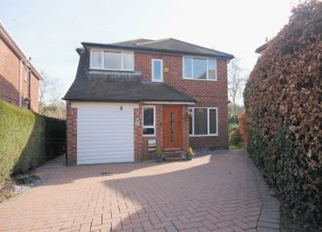 Thumbnail 3 bed property to rent in Grove Park, Knutsford