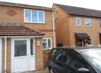 Thumbnail 2 bed semi-detached house to rent in Drift Avenue, Stamford, Lincolnshire