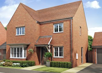 "Thumbnail 4 bed detached house for sale in ""Cambridge"" at Wheatley Close, Banbury"