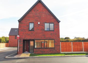 Thumbnail 3 bed detached house for sale in James Munday Rise, Lichfield Road, Coleshill