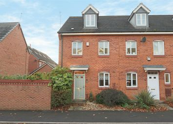 Thumbnail 3 bed town house to rent in Burberry Avenue, Hucknall, Nottingham