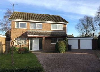Thumbnail 4 bedroom detached house to rent in Websters Close, Glinton, Peterborough