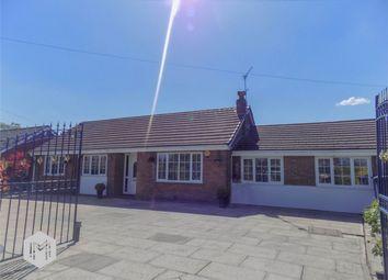 Thumbnail 5 bed detached bungalow for sale in Church Lane, Lowton, Warrington, Lancashire