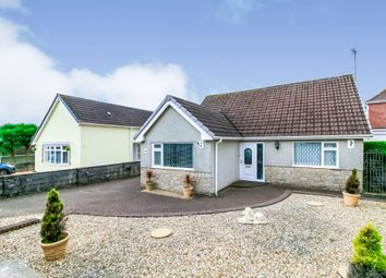 Thumbnail 3 bed detached bungalow for sale in Rowan Drive, Porthcawl