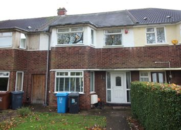 Thumbnail 3 bed terraced house for sale in County Road North, Hull
