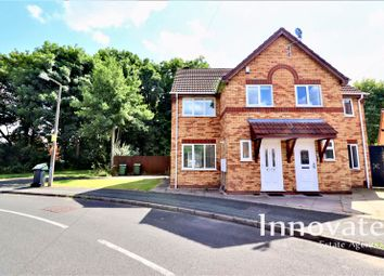 Thumbnail 3 bed semi-detached house to rent in Peacock Close, Tipton