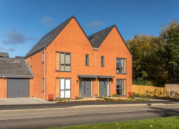 "Thumbnail 3 bedroom semi-detached house for sale in ""Asphodel"" at Louisburg Avenue, Bordon"