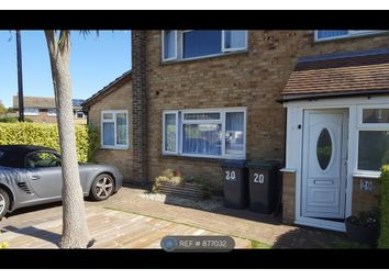 Thumbnail 3 bed end terrace house to rent in Malwood Close, Havant