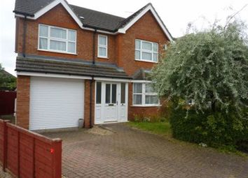Thumbnail 4 bed property to rent in Abbey Road, Quarrington, Sleaford
