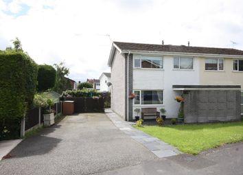 Thumbnail 3 bed semi-detached house for sale in Ffordd Rhiannon, Llanfairpwllgwyngyll