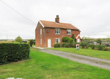 Thumbnail 3 bed semi-detached house for sale in Fenland Cottages, Burgh, Woodbridge