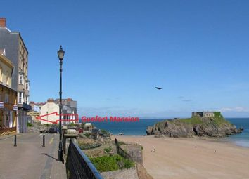 Thumbnail 2 bedroom flat for sale in Flat 1, Gunfort Mansions, Cresswell Street, Tenby