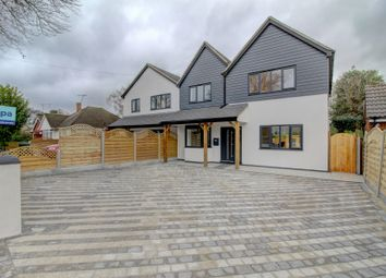 4 bed detached house for sale in South Drive, Warley, Brentwood CM14