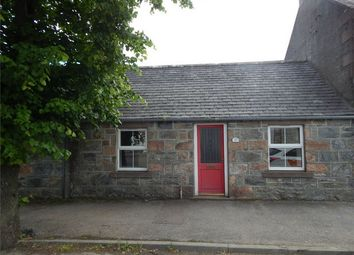 Thumbnail Terraced bungalow to rent in Church Street, Dufftown, Keith, Moray