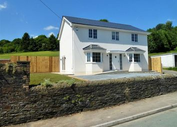 Thumbnail 3 bed detached house for sale in Toncoch Terrace, Cefn Pennar, Mountain Ash