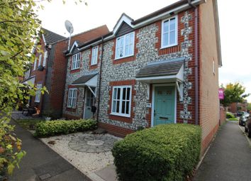 Thumbnail 2 bedroom end terrace house for sale in Gilbert Road, Chafford Hundred, Grays
