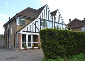 Thumbnail 4 bed semi-detached house for sale in Dorking Road, Epsom