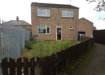 Thumbnail 3 bed detached house for sale in Winchendon Close, Off Overton Road, Leicester