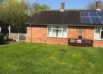Thumbnail 1 bed bungalow to rent in Whitton Close, Swavesey, Cambridge