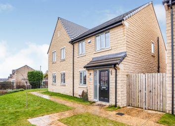 Thumbnail 3 bed semi-detached house for sale in Oakwell Croft, Carlinghow, Batley
