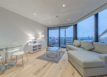 Thumbnail 1 bed flat to rent in Three Riverlight Quay, Nine Elms Lane, Vauxhall, London