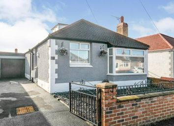Thumbnail 3 bed bungalow for sale in Regent Road, Rhyl, Denbighshire, North Wales