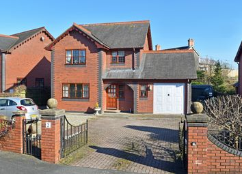 Thumbnail 3 bed detached house for sale in Gwystre, Llandrindod Wells