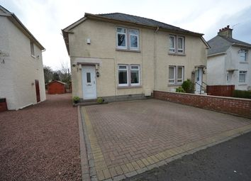 Thumbnail 2 bed semi-detached house for sale in Melville Street, Kilmarnock