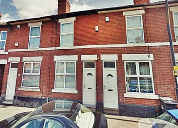Thumbnail 2 bedroom terraced house for sale in Woolrych Street, New Normanton, Derby