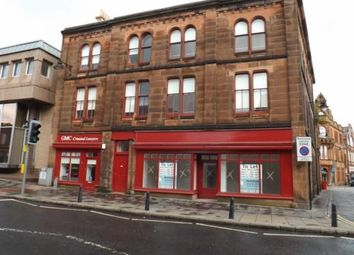 Thumbnail 1 bedroom flat to rent in Nelson Street, Kilmarnock
