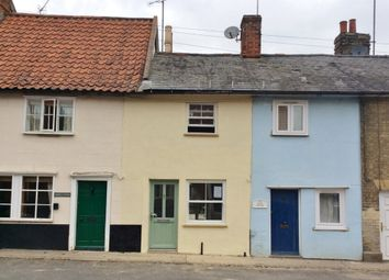 Thumbnail 1 bed cottage to rent in High Street, Wickham Market, Woodbridge