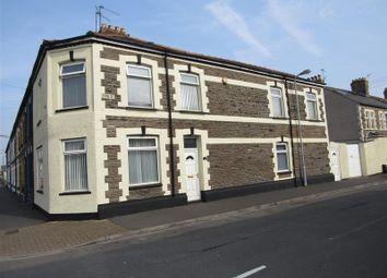 Thumbnail 4 bedroom semi-detached house for sale in Carlisle Street, Splott, Cardiff