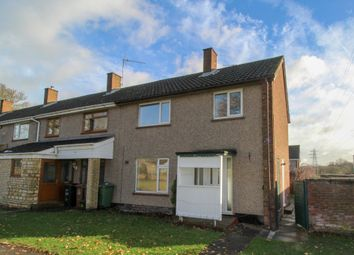 Thumbnail 3 bed terraced house to rent in Bulwell Green, Corby