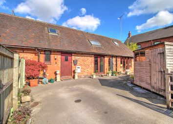 Thumbnail 3 bed cottage for sale in Brook House Mews, High Street, Repton, Derby