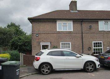 Thumbnail 2 bedroom terraced house for sale in Launcelot Road, Downham, Bromley