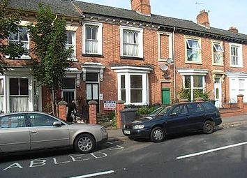 Thumbnail 1 bedroom flat to rent in Lincoln Street, Leicester