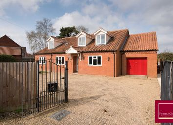Thumbnail 5 bed property for sale in Reepham Road, Bawdeswell, Dereham