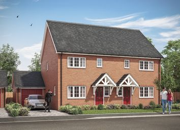 Thumbnail 3 bed semi-detached house for sale in Church Street, Pensnett, Brierley Hill