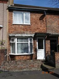 Thumbnail 2 bedroom terraced house to rent in Hollis Road, Coventry