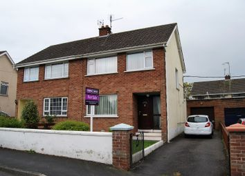 Thumbnail 4 bed semi-detached house for sale in Killycomain Drive, Portadown