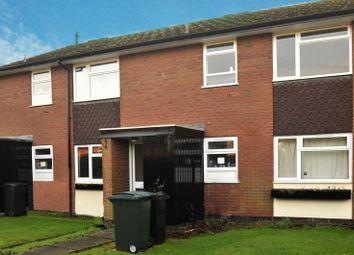 Thumbnail 1 bed flat for sale in Haughton Close, Bridgnorth