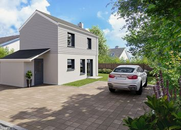 Thumbnail 2 bed detached house for sale in The Square, Mawnan Smith, Falmouth