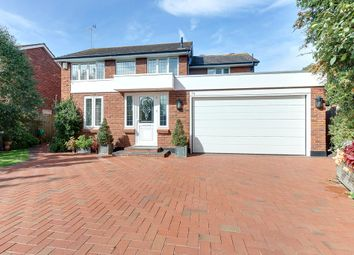 Thumbnail 4 bed detached house for sale in Willingale Way, Southend-On-Sea