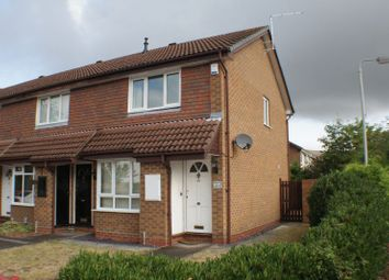 Thumbnail 2 bed end terrace house to rent in Shackleton Way, Woodley, Reading
